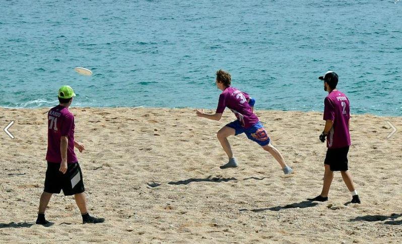 Bon balanç del torneig Costa Brava d'Ultimate Frisbee