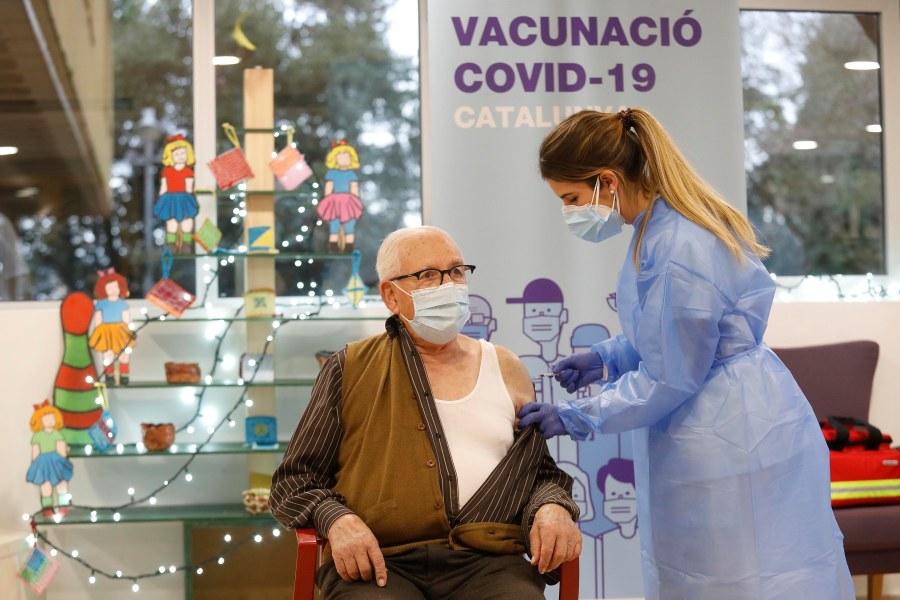 La campanya de vacunació ja ha començat (ICS Girona)