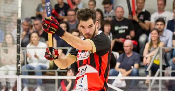 El lloretenc Víctor Crespo es proclama campió de la lliga francesa d'hoquei patins
