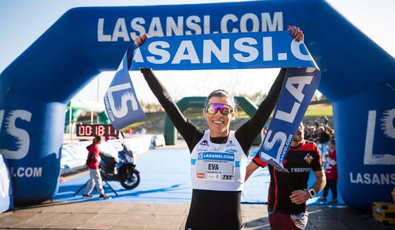 Eva Arias guanya per quarta vegada els 5 quilòmetres de La Sansi de Viladecans