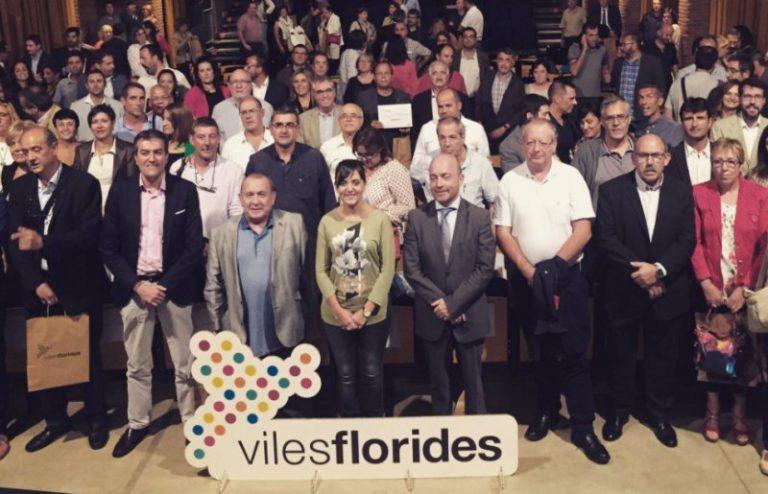 Lloret de Mar aconsegueix la màxima distinció del projecte Viles Florides
