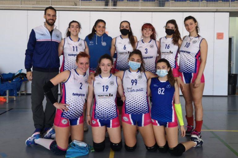 El Club Voleibol Lloret jugarà la fase d'ascens a la Primera Divisió