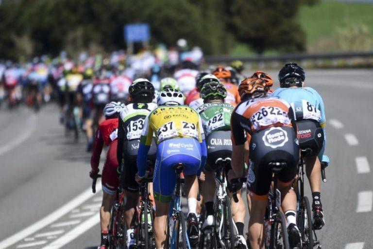 La Volta Ciclista a Catalunya passarà aquest dilluns per Lloret
