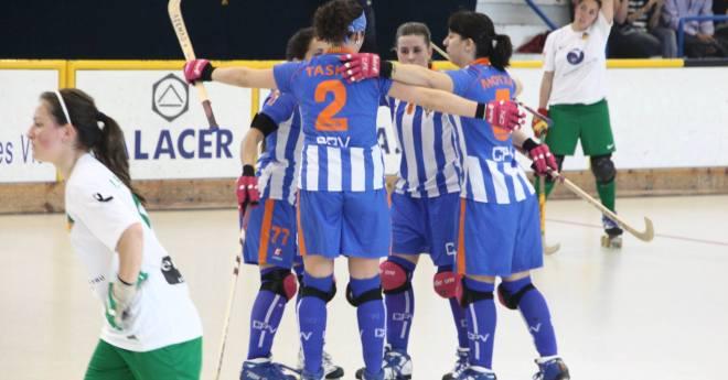 Lloret serà la seu de la Copa de la Reina d'hoquei patins, aquest any i el que ve