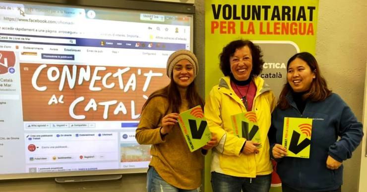 L'Oficina de Català fa una crida per a la nova campanya de Voluntariat per la Llengua