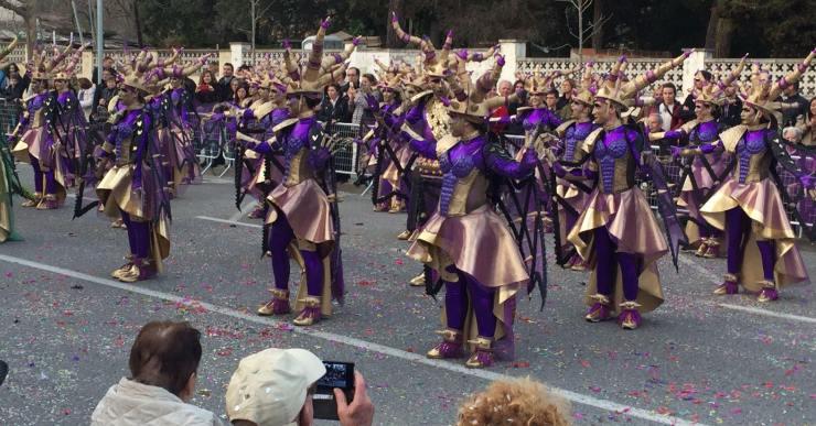 Welcome&Friends guanyen el concurs de comparses a la ressaca del Carnaval de Tossa