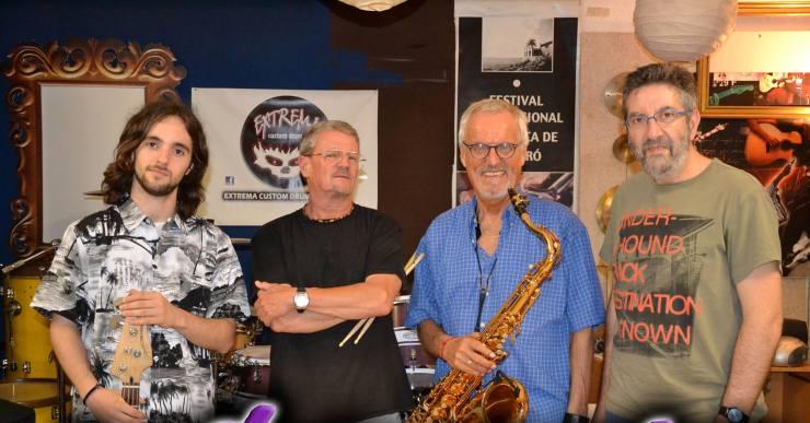 El Casinet tanca la temporada amb un concert de jazz dels Why Not?