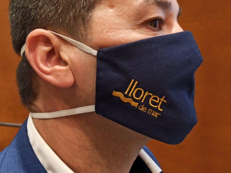 L'Ajuntament posa a la venda mascaretes de Lloret, solidàries amb el CDA