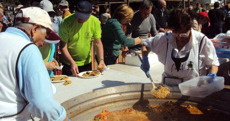 El Xino-Xano ja prepara l'arrossada popular per aquest diumenge a l'Aplec dels Perdons