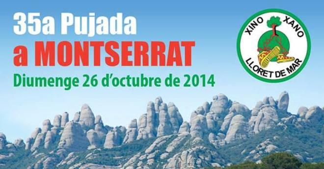 El Casal de l'Obrera i el Xino-Xano se'n van a Montserrat, diumenge