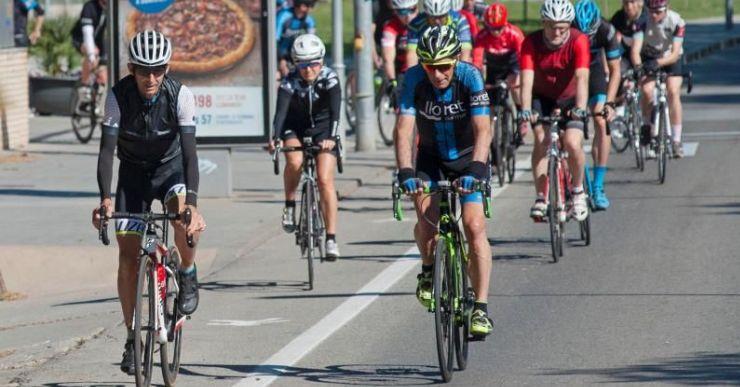 600 ciclistes han participat a la Gran Fondo Lloret Costa Brava 2019