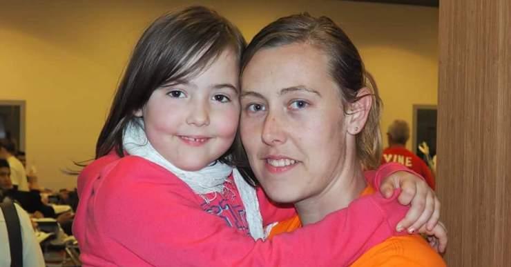 La família de la Yaiza busca donants de medul·la a Girona i Blanes