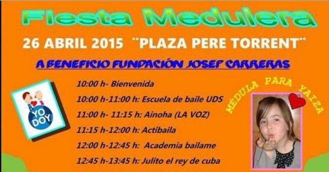 Diumenge s'organitza una jornada benèfica per a la Fundació Josep Carreras